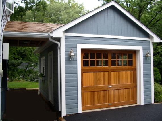 Красив гараж