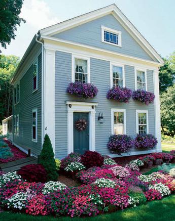 Стилна дървена къща