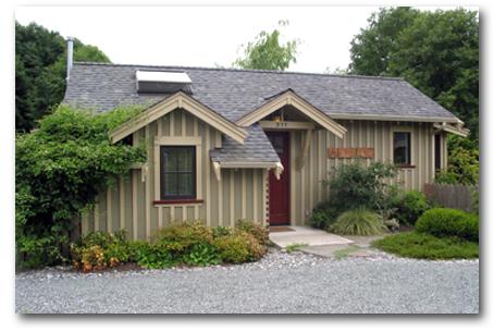 Стилна къща