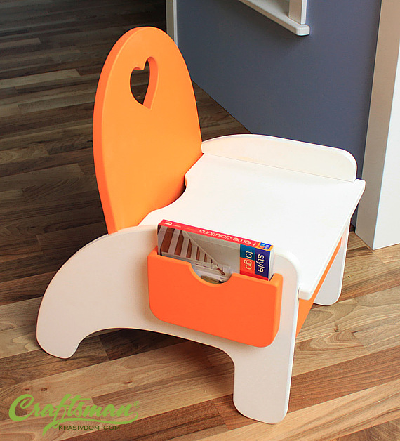 Детско Столче от Крафтсман