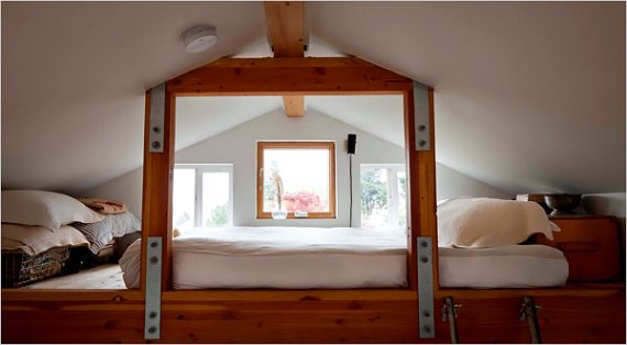 Ефективно решение за спалня