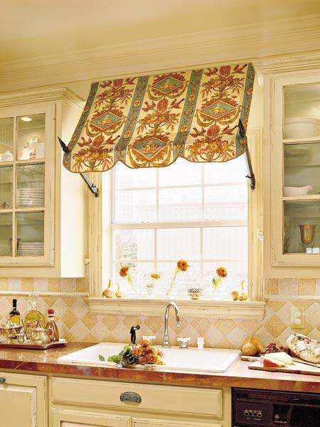 Кухненски прозорец над мивката Craftsman S Blog