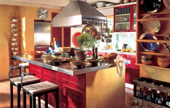 Рустикална Кухня