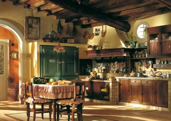 Селска кухня