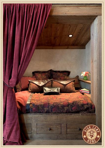 Планинска спалня
