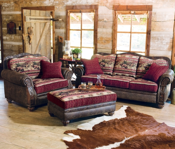 планински мебели