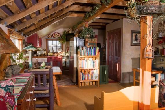 Селска къща - кухня
