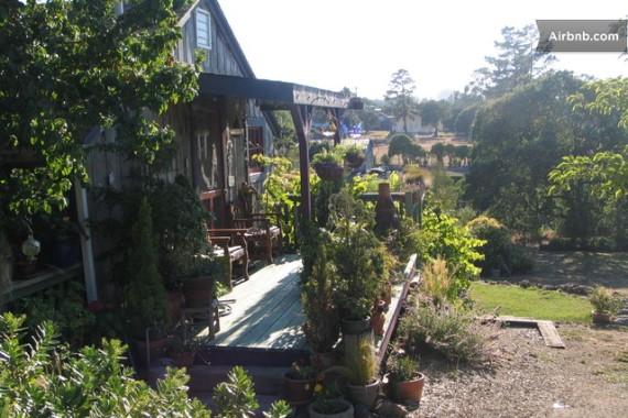 Селска къща - двор