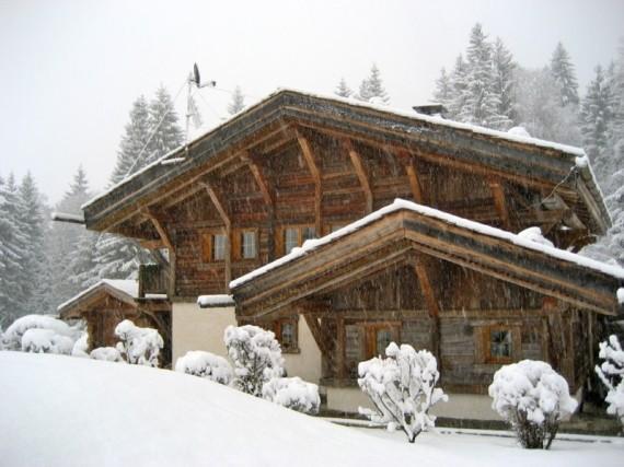 Chalet - планинска къща екстериор