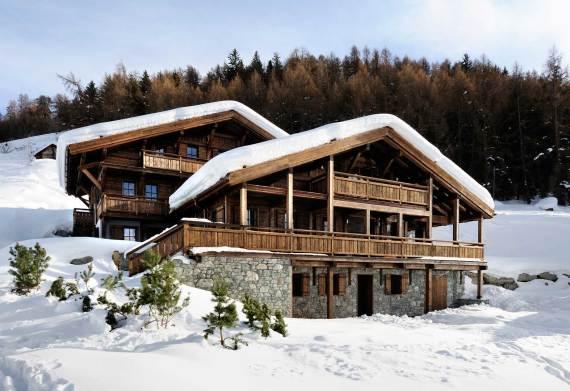 Chalet - планинска къща