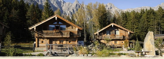 Chalet - планински екстериор