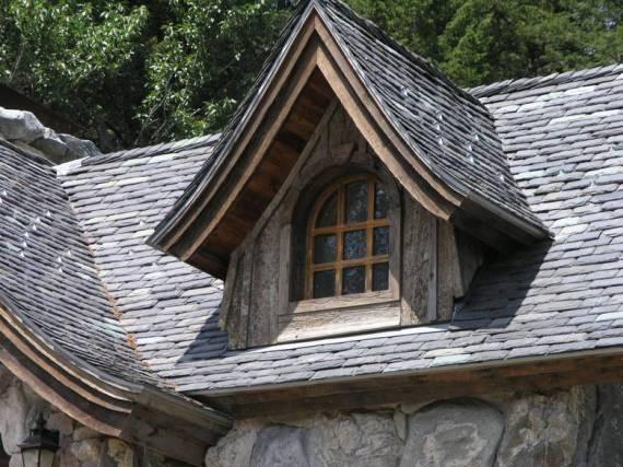 Дървена къща от употребявана дървесина