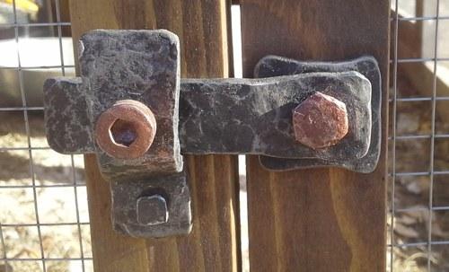 резе от ковано желязо