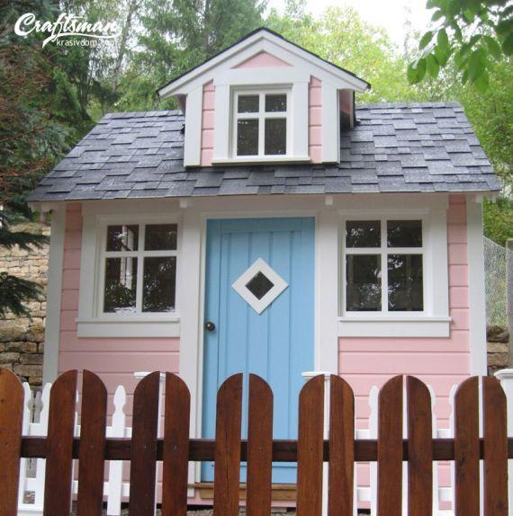 детска къщичка за момиченце