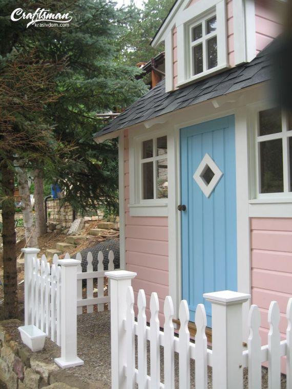 детска къщичка за градината