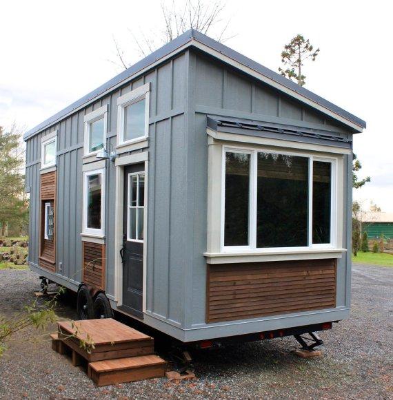 малка стилна къща